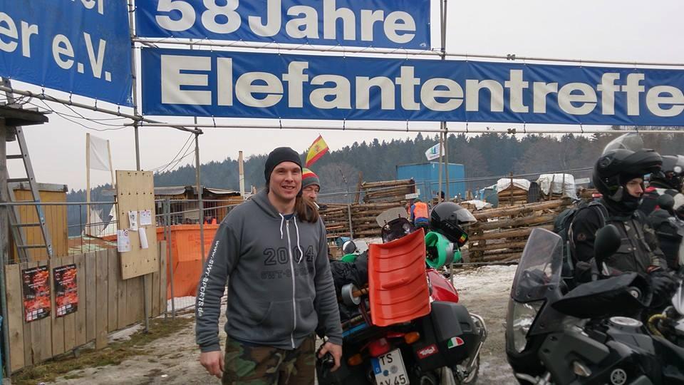 Elefantentreffen 2014
