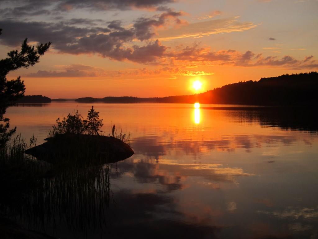 EnduroBoxer Tour Finnland 2014