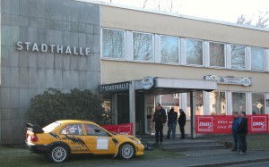 Gefreeser Stadthalle