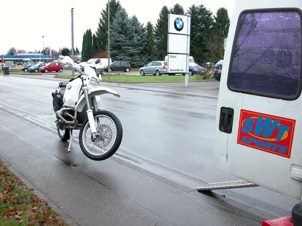 HPN BMW nach Motorschaden