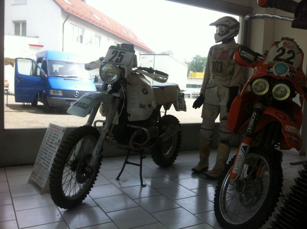 Legendaere Maschinen bei Schek Motorrad Wangen