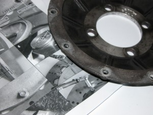 Mit Montageanleitung zu Montieren !!! BMW Bremsscheibe