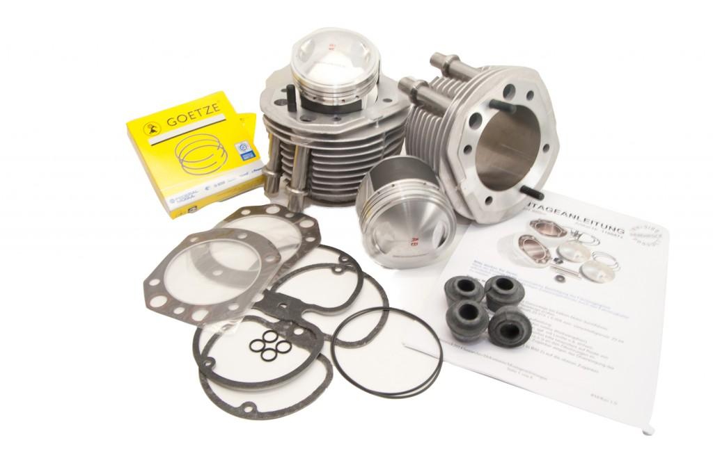 Zylindersatz von Siebenrock für R45 und R65 BMW 2-Ventiler