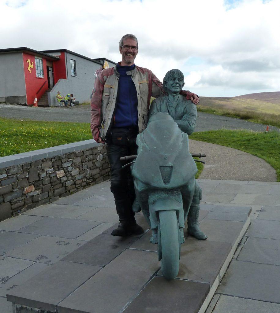Dunlop auf der Isle of man