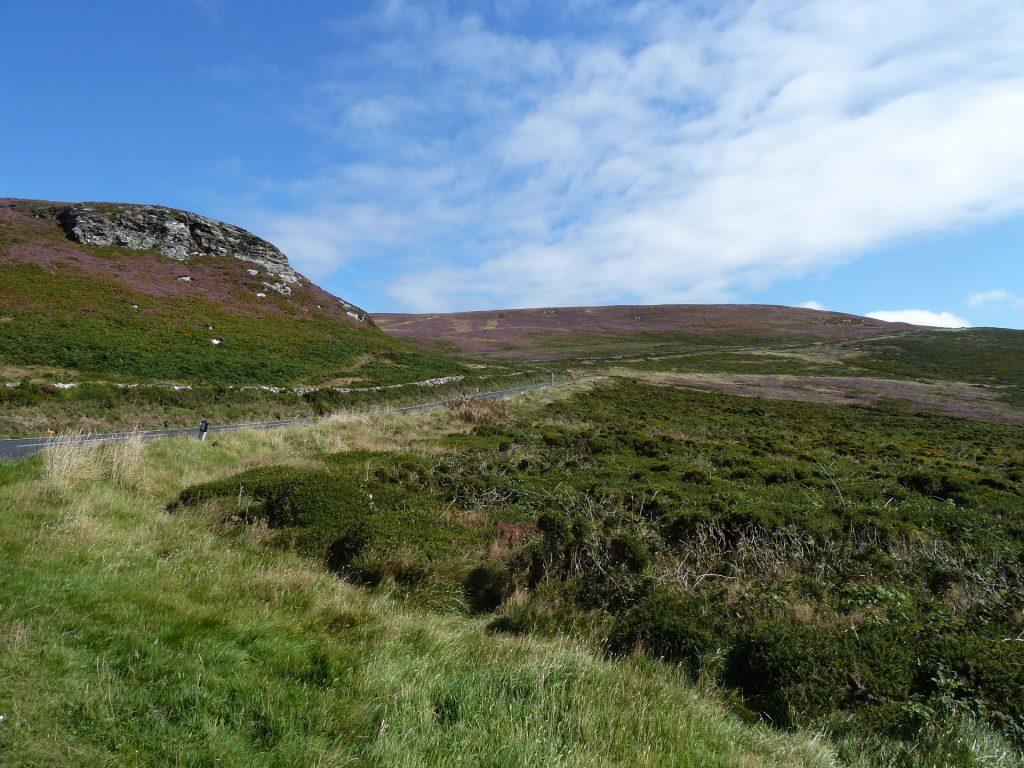 Malerische Landschaft auf der Isle of Man