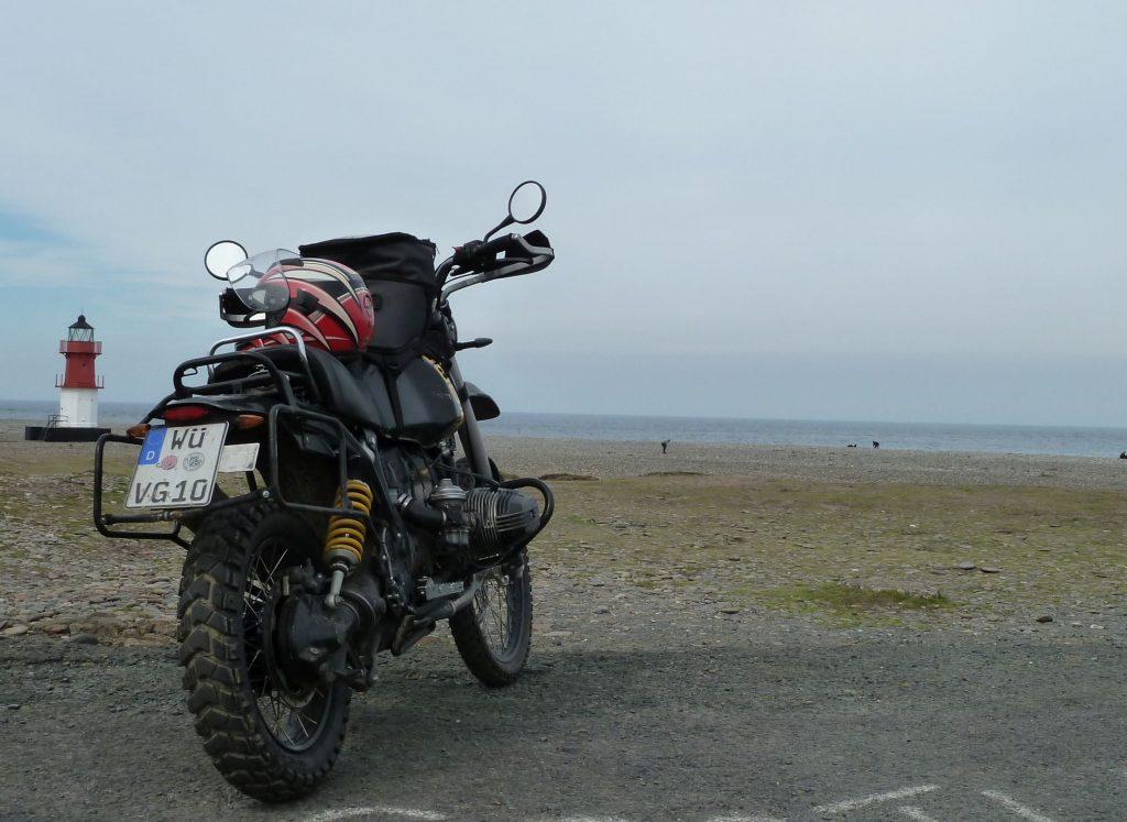 Point-of-Ayre im Norden der Isle of Man