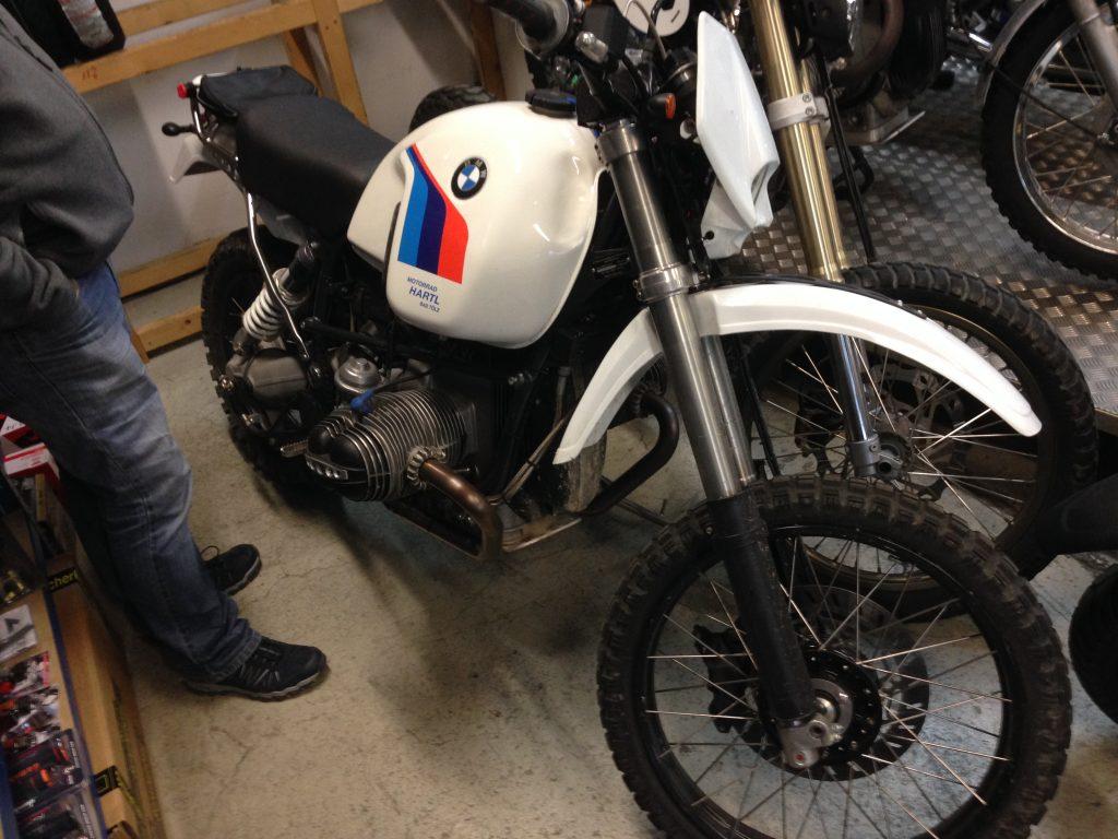 Hartl Motorrad GS BMW Motorrad
