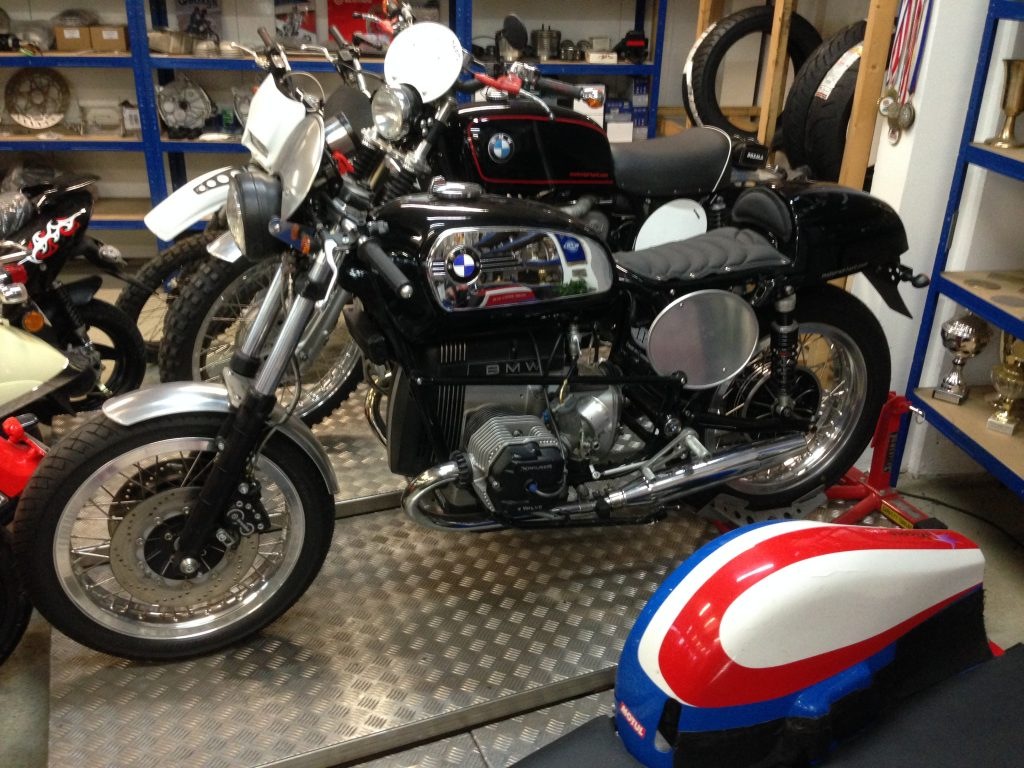 Krauser Boxer Power bei Motorrad Hartl Bad Tölz