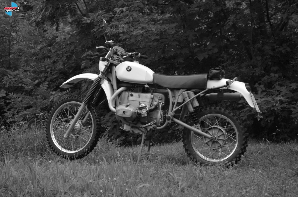 BMW GS - Enduro