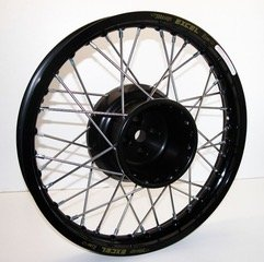 Haan Wheels Rear Wheel for BMW Boxer Motorcycle