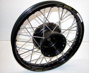 Endurohinterrad von Haan Wheels für SWT-SPORTS