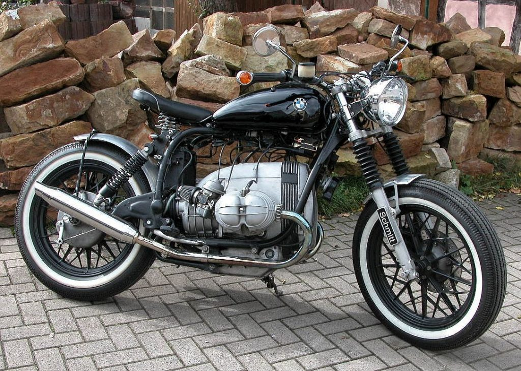 BMW Motorrad Bobber Umbau