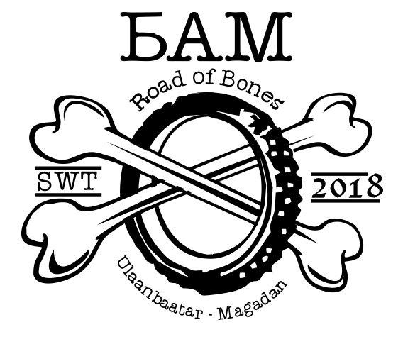 BAM Baikal-Amur-Magistrale - Road of Bones - Old Sibirian Summer Road