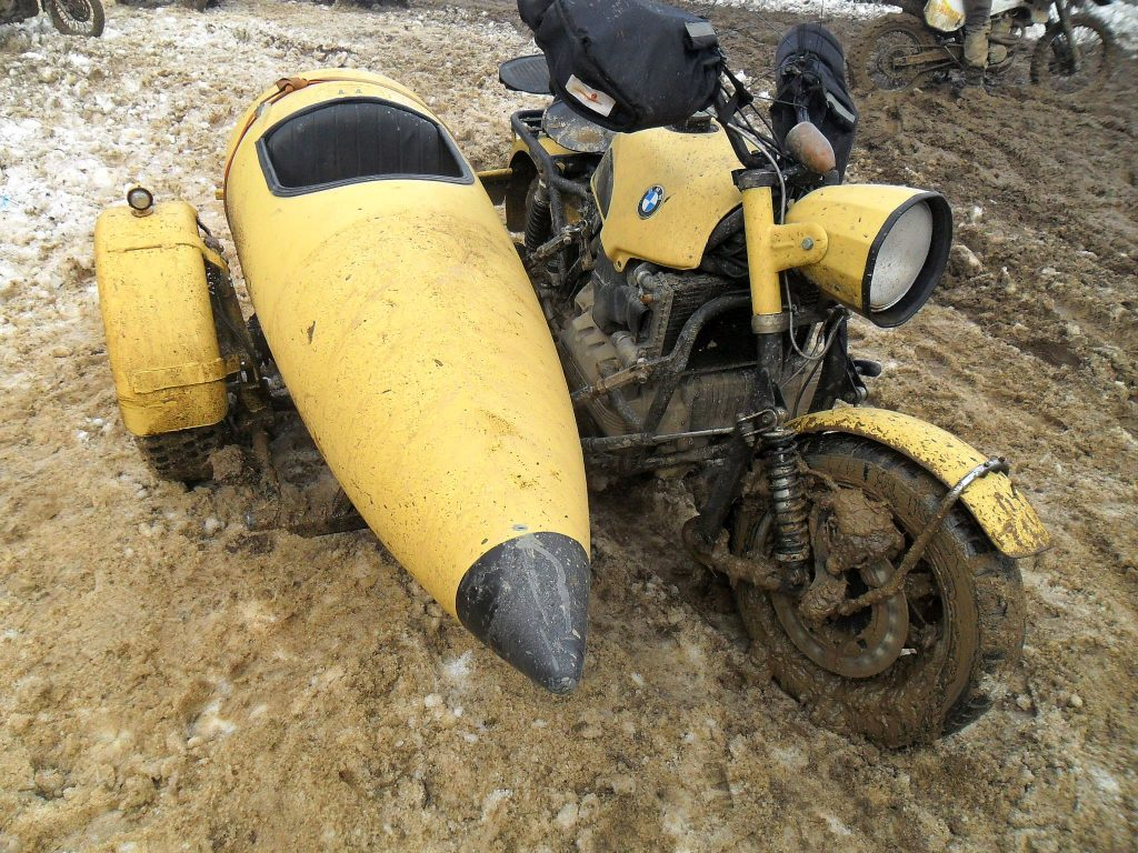 BMW Motorrad K-Gespann