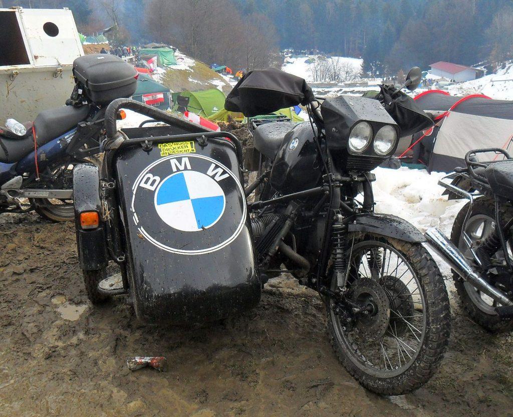 E-Treffen mit dem BMW Motorrad Boxer