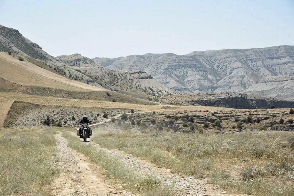 Mit dem BMW Motorrad Reiseboxer durch den IRAN