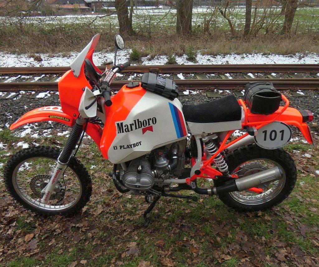SWT-SPORTS BMW Motorrad Boxer Dakar Bike