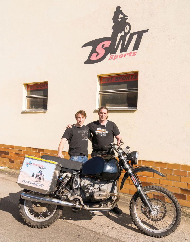 SWT-SPORTS BMW Motorrad Boxer