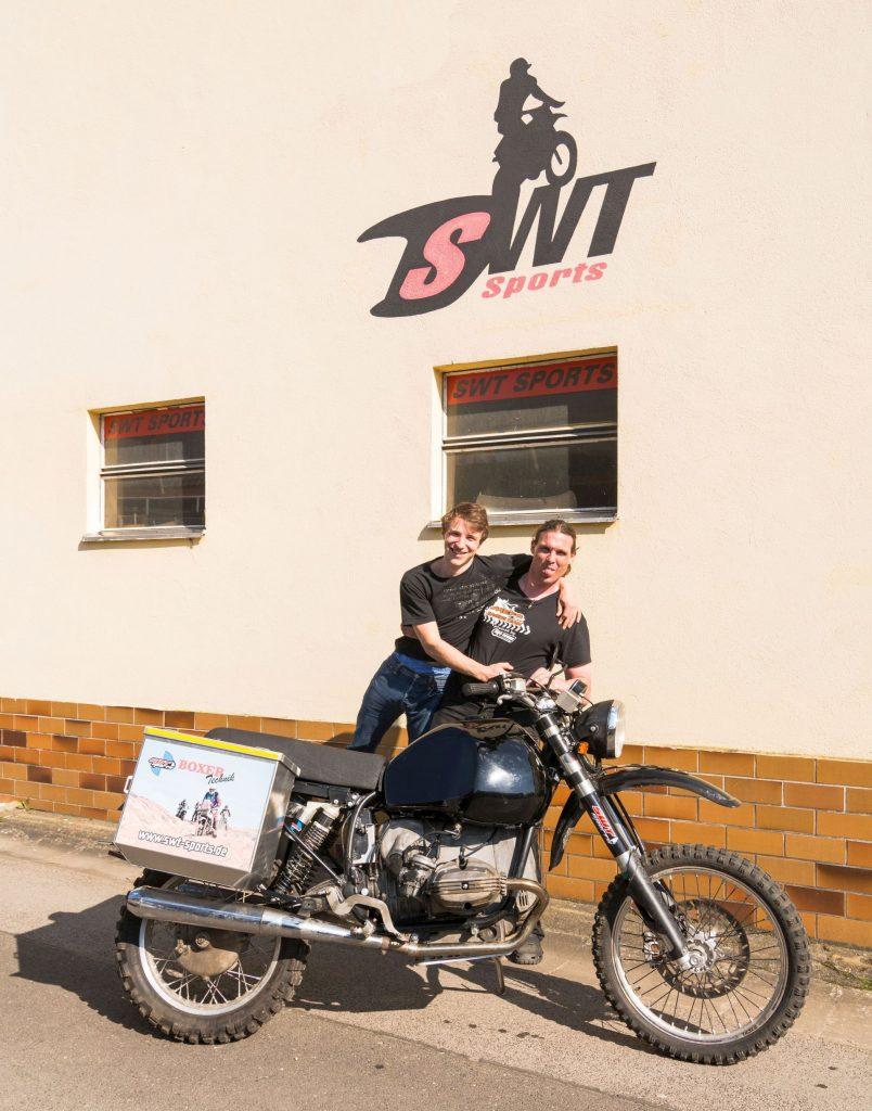 BMW Motorrad SWT-SPORTS Boxer von Moritz Fischer